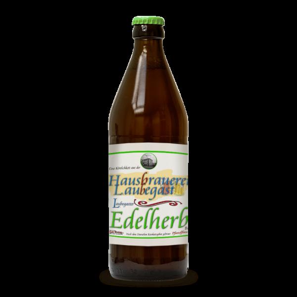 Laubegaster Edelherb Einzelflaschen