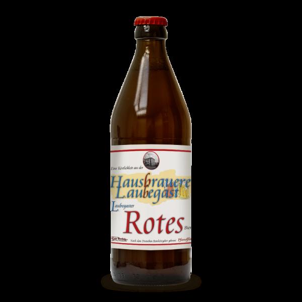 Laubegaster Rotes Einzelflaschen